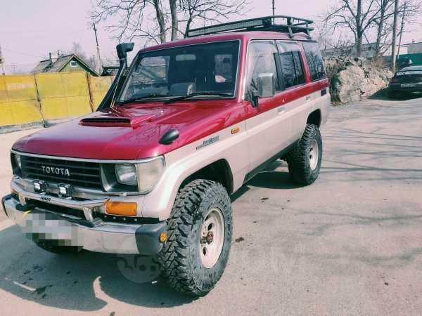 Toyota Land Cruiser Prado, 1993 год, 650 000 руб.