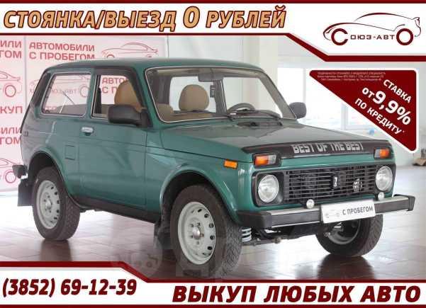 Лада 4x4 2121 Нива, 2005 год, 185 000 руб.