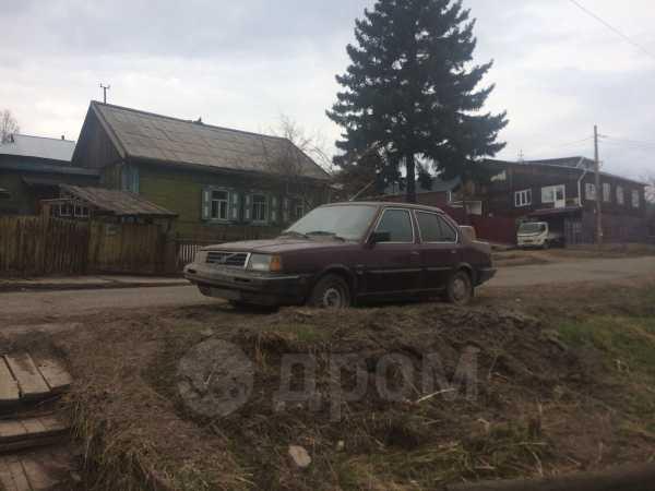 Volvo 340, 1986 год, 49 999 руб.