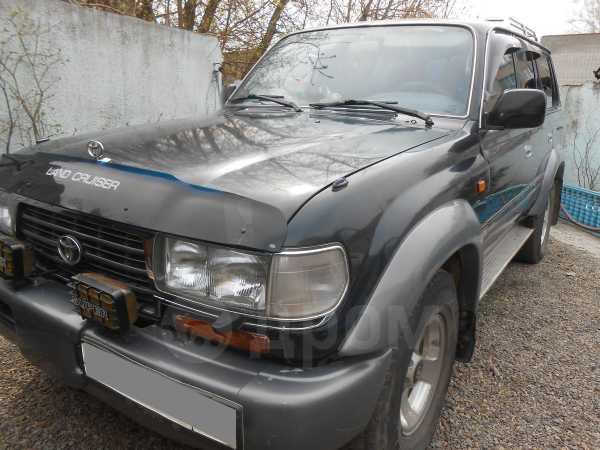 Toyota Land Cruiser, 1996 год, 2 000 000 руб.