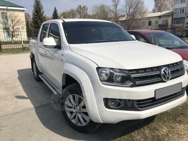 Volkswagen Amarok, 2013 год, 1 414 000 руб.