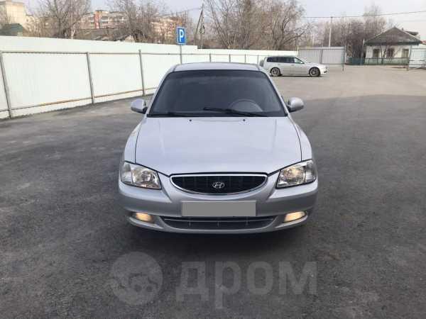 Hyundai Accent, 2009 год, 158 000 руб.