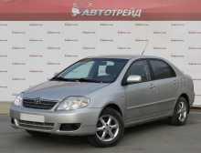 Екатеринбург Corolla 2005