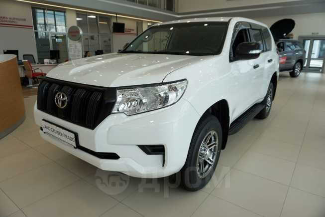 Toyota Land Cruiser Prado, 2019 год, 2 607 016 руб.