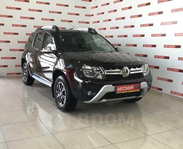 Renault Duster, 2017 год, 920 000 руб.