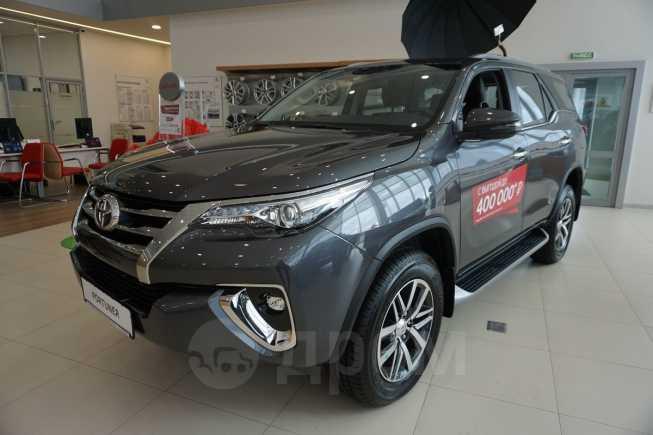 Toyota Fortuner, 2018 год, 3 100 970 руб.