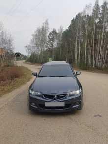 Ангарск Honda Accord 2008