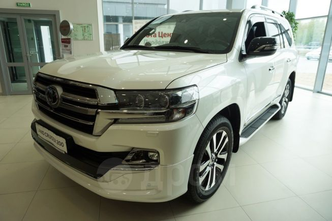 Toyota Land Cruiser, 2019 год, 6 146 357 руб.