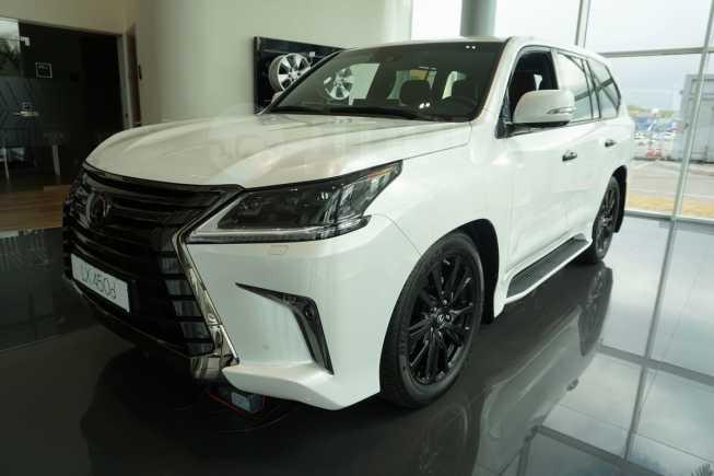 Lexus LX450d, 2019 год, 7 218 000 руб.