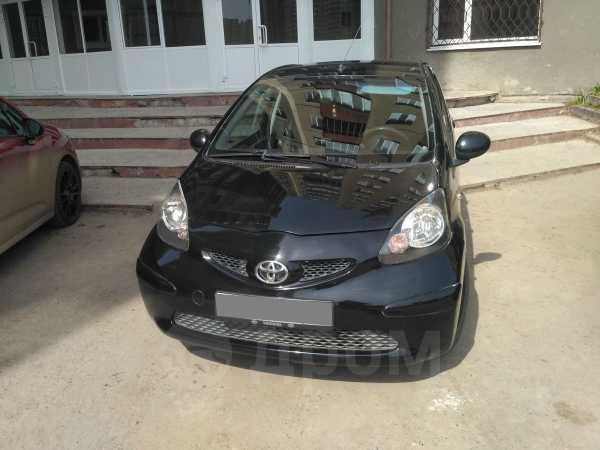 Toyota Aygo, 2008 год, 350 000 руб.