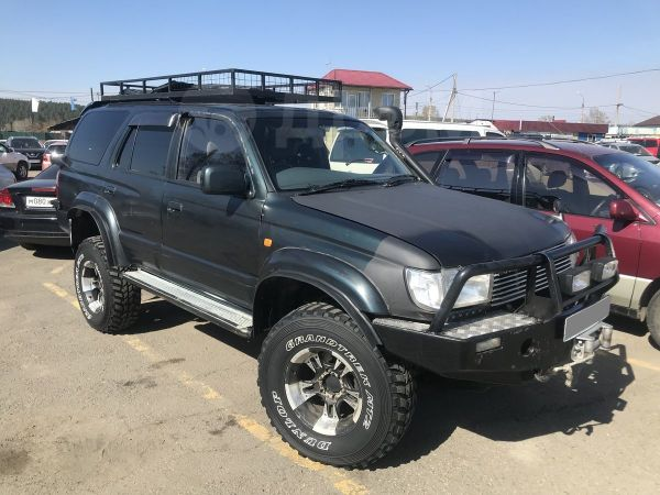 Toyota Hilux Surf, 1996 год, 538 000 руб.