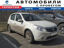 Renault Sandero, 2013 г., Томск