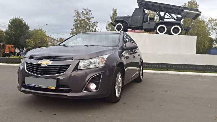 Chevrolet Cruze, 2013 год, 609 999 руб.