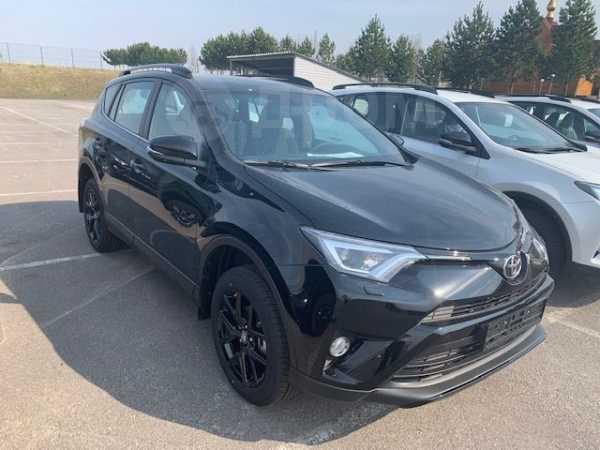 Toyota RAV4, 2018 год, 1 904 000 руб.