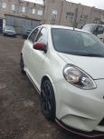 Nissan March, 2015 год, 540 000 руб.