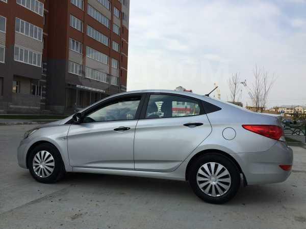 Hyundai Solaris, 2014 год, 439 000 руб.