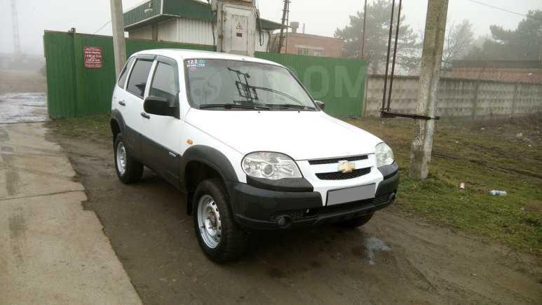 Chevrolet Niva, 2009 год, 290 000 руб.