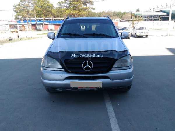 Mercedes-Benz M-Class, 2000 год, 377 000 руб.