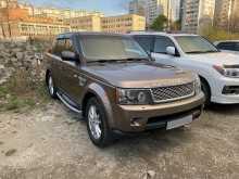 Владивосток Range Rover 2010