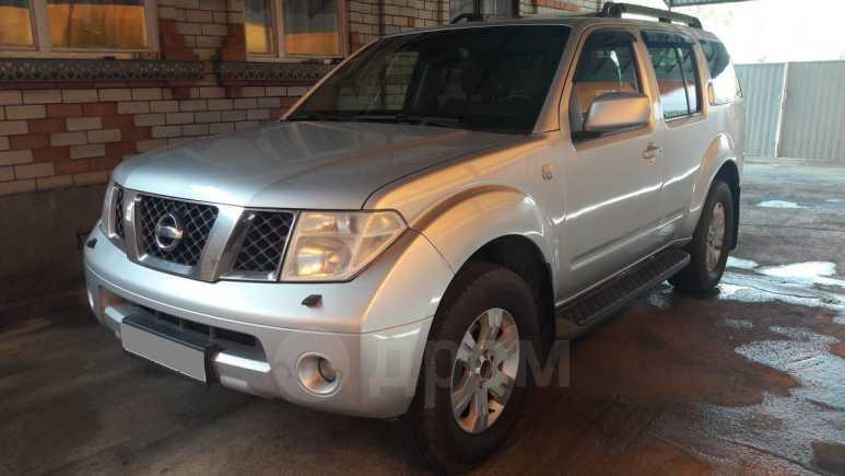 Nissan Pathfinder, 2005 год, 525 000 руб.