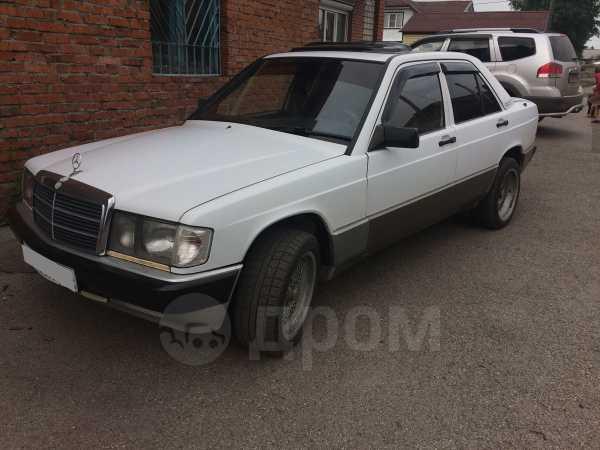 Mercedes-Benz 190, 1991 год, 110 000 руб.