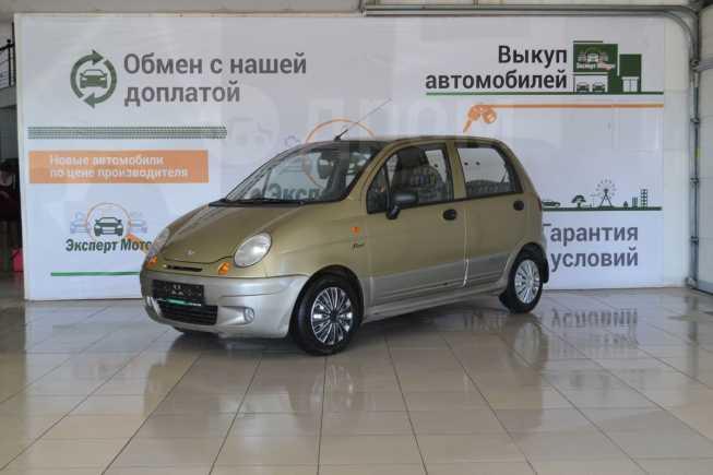Daewoo Matiz, 2008 год, 185 000 руб.
