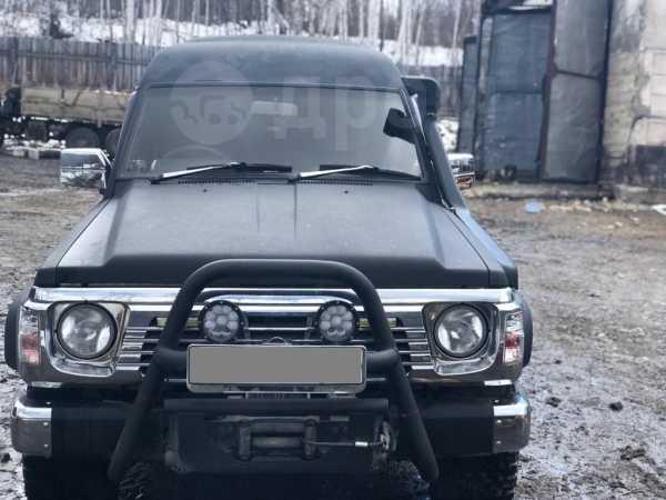 Nissan Safari, 1993 год, 700 000 руб.