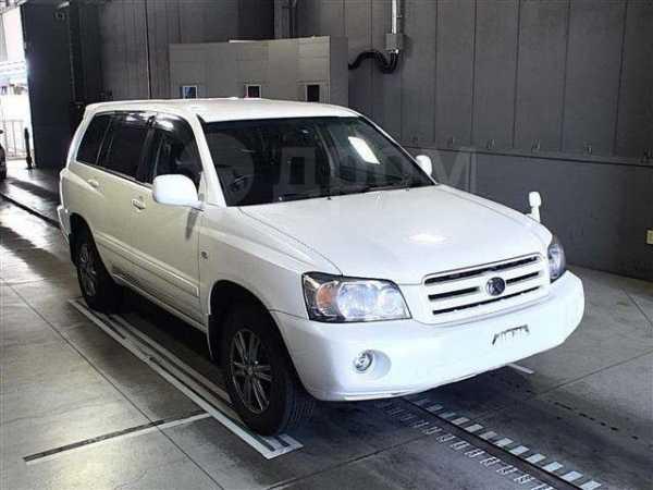 Toyota Kluger V, 2006 год, 450 000 руб.