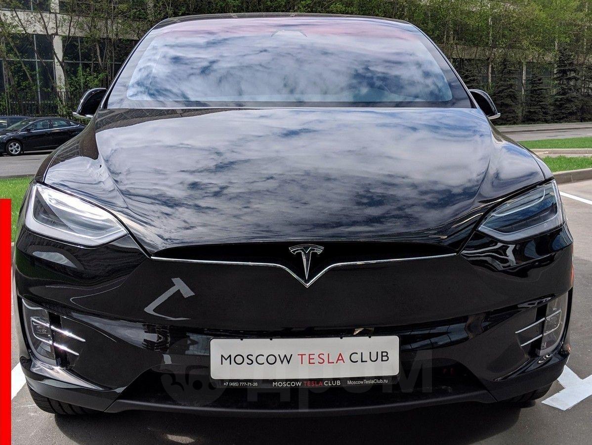 8204f952a9ac6 Купить Тесла Модель Х 2019 в Москве, Автомобиль В НАЛИЧИИ, новый ...