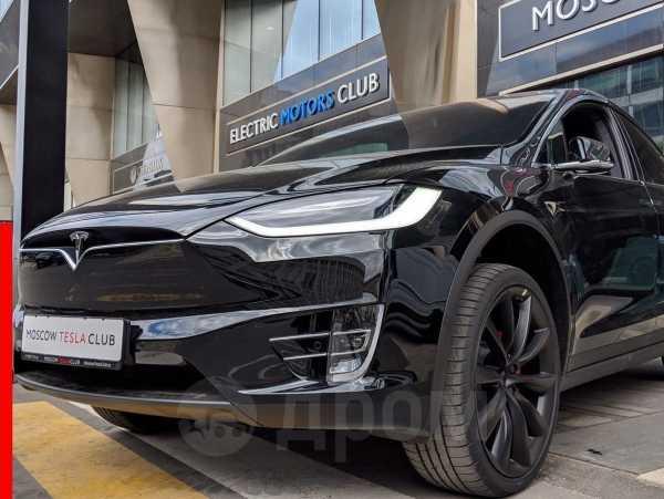 Tesla Model X, 2019 год, 10 646 000 руб.