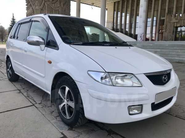 Mazda Premacy, 2001 год, 267 000 руб.