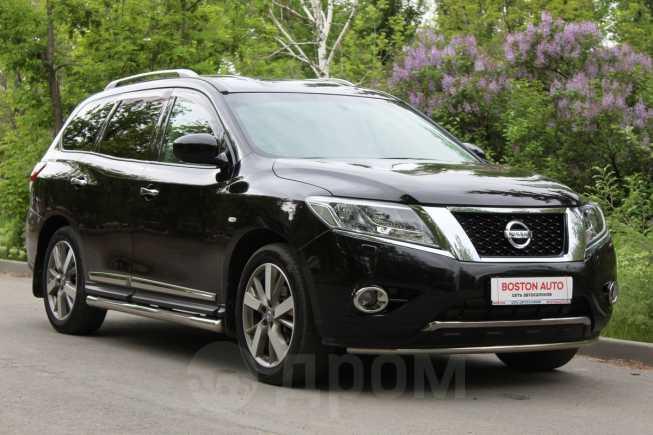 Nissan Pathfinder, 2014 год, 1 325 000 руб.