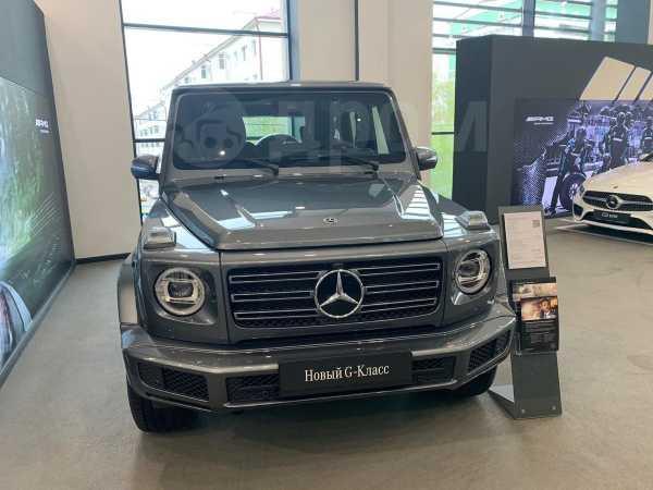 Mercedes-Benz G-Class, 2019 год, 12 150 000 руб.