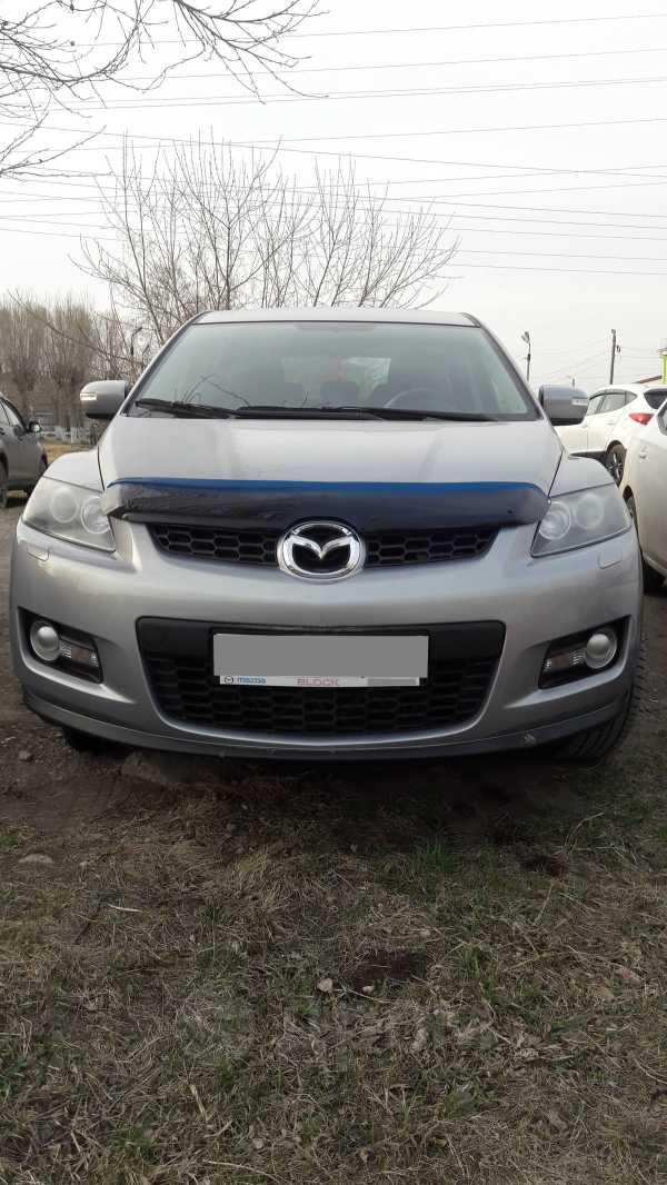 Mazda CX-7, 2007 год, 555 000 руб.