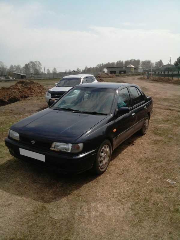Nissan Pulsar, 1993 год, 55 000 руб.