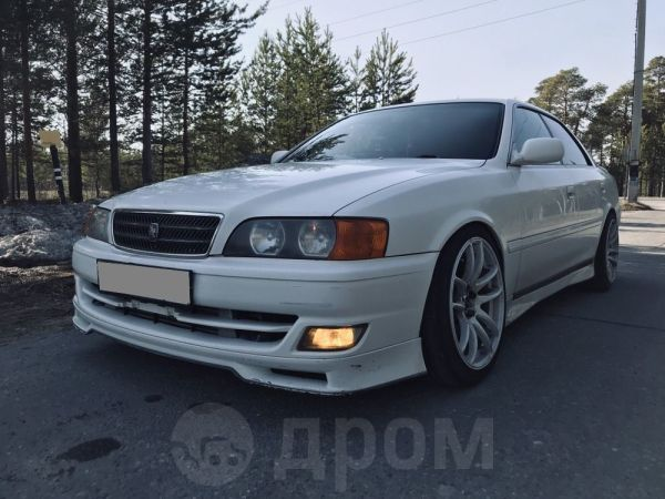 Toyota Chaser, 1998 год, 530 000 руб.