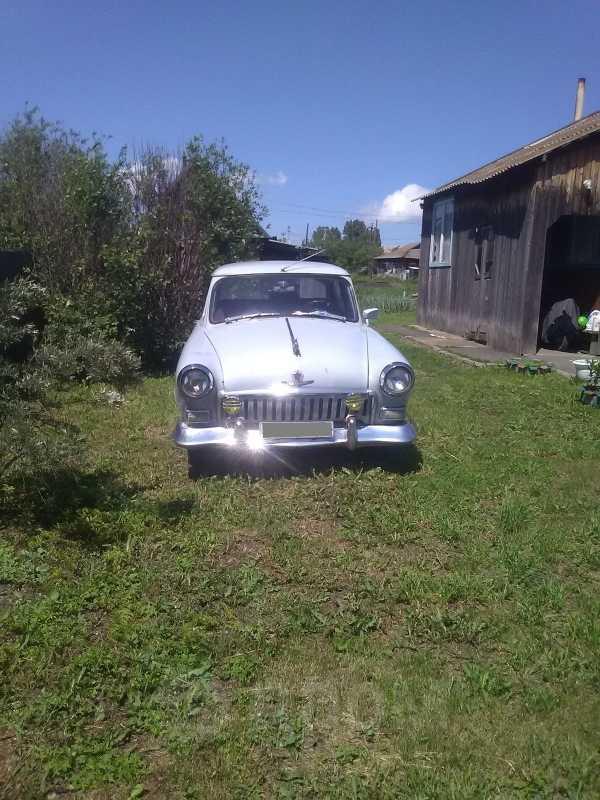 ГАЗ 21 Волга, 1959 год, 100 000 руб.