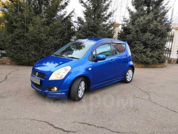 Suzuki Splash, 2010 год, 506 000 руб.