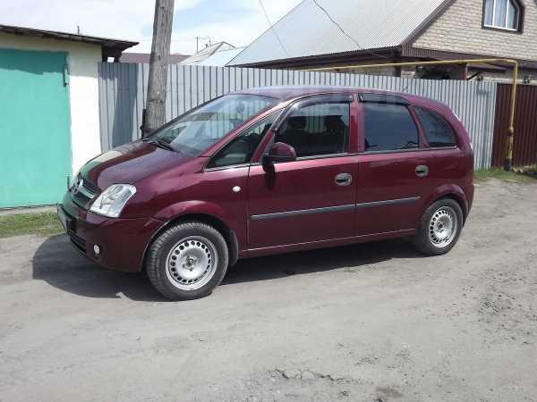 Opel Meriva, 2004 год, 245 000 руб.