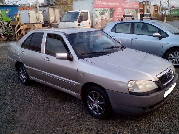 Chery Amulet A15, 2007 год, 109 000 руб.