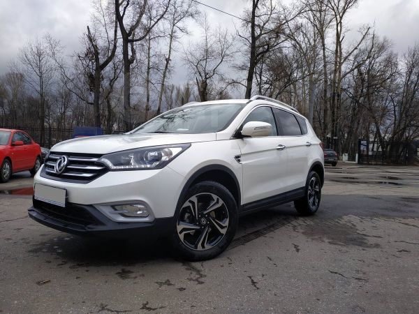 Dongfeng AX7, 2018 год, 999 000 руб.
