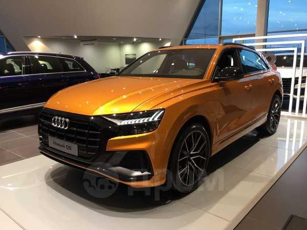 Audi Q8, 2019 год, 6 197 074 руб.