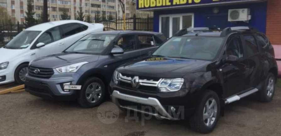 Renault Duster, 2019 год, 963 000 руб.