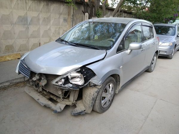 Nissan Tiida, 2008 год, 190 000 руб.