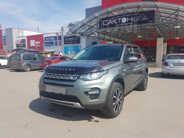 Land Rover Discovery Sport, 2015 год, 1 550 000 руб.