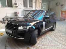 Анапа Range Rover 2014
