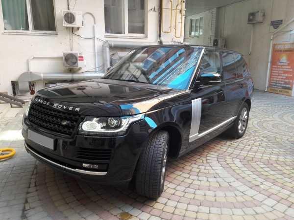 Land Rover Range Rover, 2014 год, 3 500 000 руб.