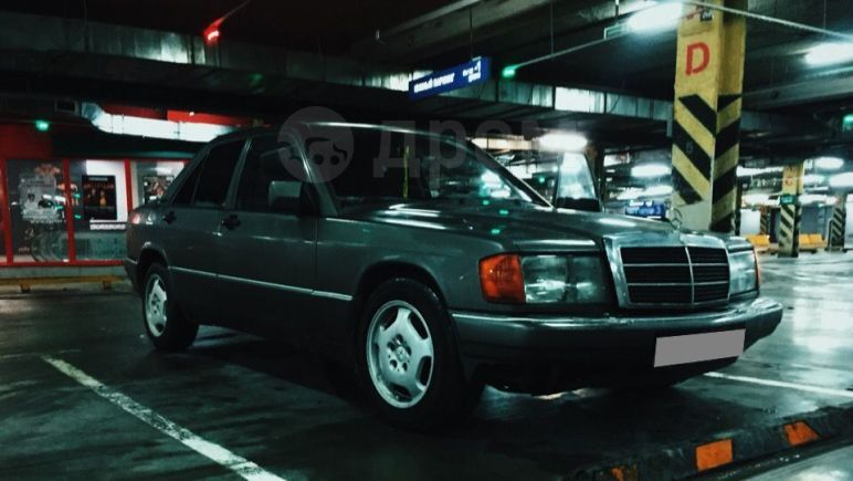 Mercedes-Benz 190, 1991 год, 60 000 руб.