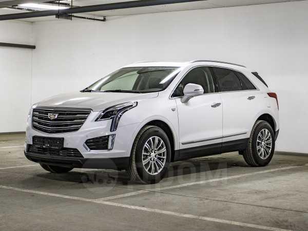 Cadillac XT5, 2018 год, 3 140 000 руб.