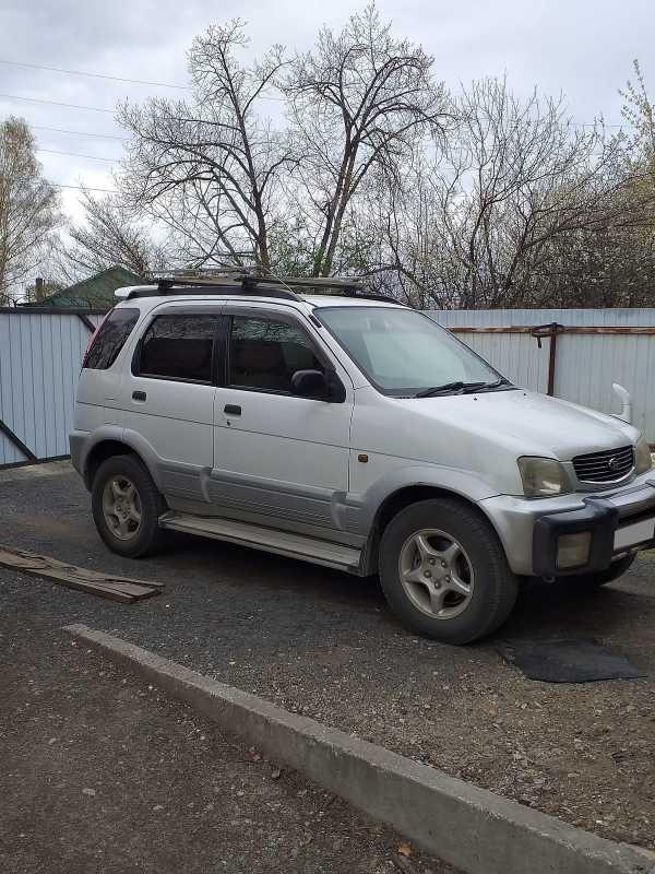 Daihatsu Terios, 2000 год, 290 000 руб.